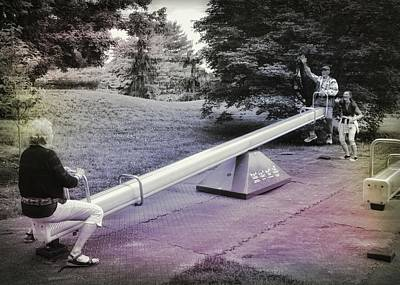 Photograph - Teeter Totter by JAMART Photography