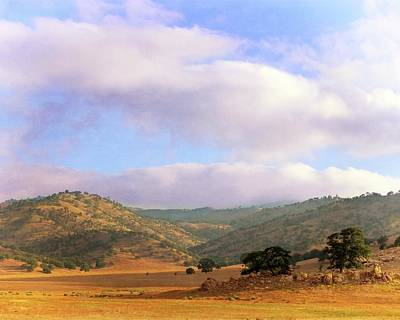 Photograph - Tehachapi Valley by Timothy Bulone