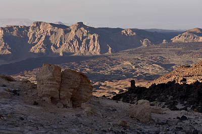 Photograph - Teide National Park Tenerife Canary Islands by Marek Stepan