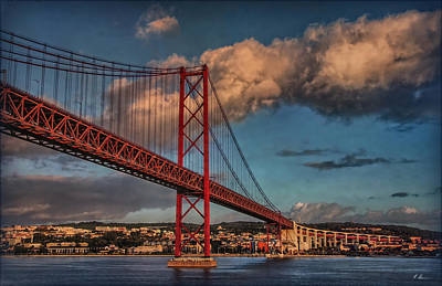 Photograph - Tejo Crossover by Hanny Heim