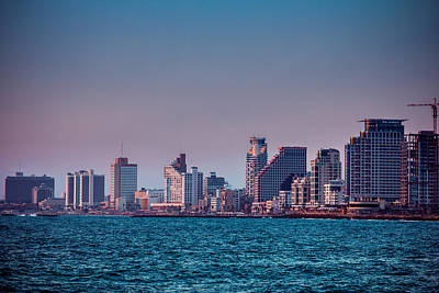 Photograph - Tel Aviv by Mark Perelmuter