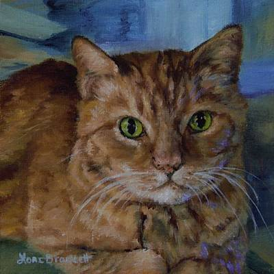 Painting - Tela by Lori Brackett