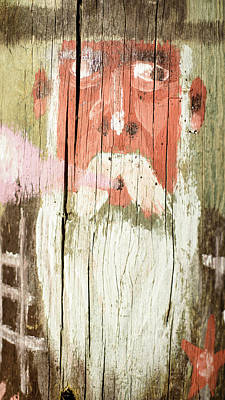 Photograph - Telephone Pole Art - 2 by Keith Boone