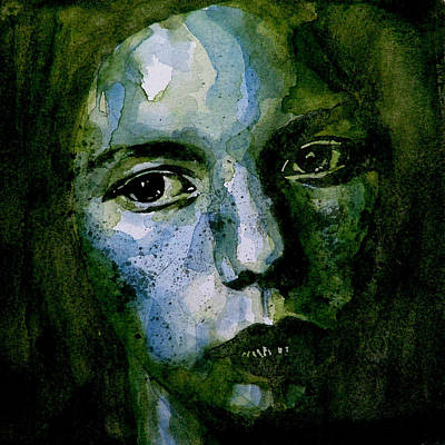 Child Portrait Painting - Tell Methere's A Heaven by Paul Lovering