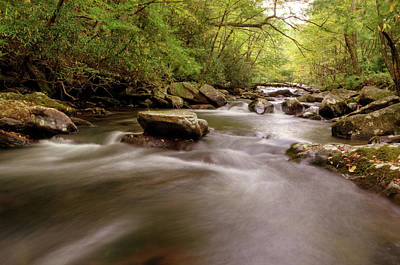 Photograph - Tellico Waters by Greg Mimbs