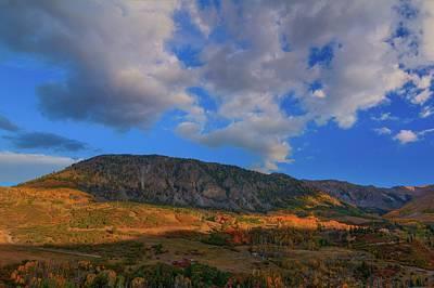 Colorado Photograph - Telluride Pride by Bill Sherrell