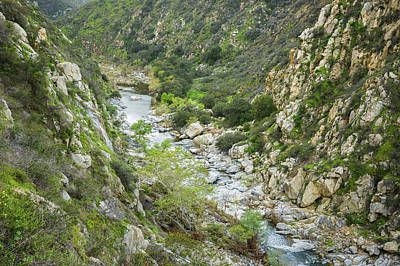 Photograph - Temecula Canyon Of The Santa Margarita River by Alexander Kunz