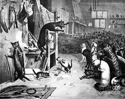 Photograph - Temperance, 1877 by Granger