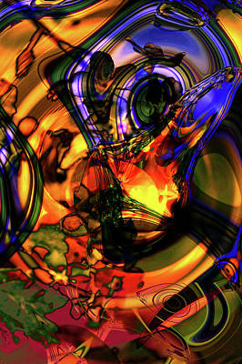 Digital Art - Temperate by Richard Thomas