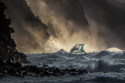Photograph - Tempest II by Ryan Smith