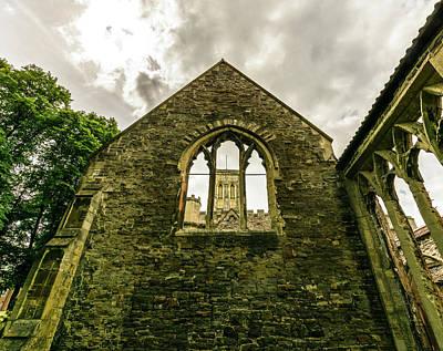 Photograph - Temple Church E by Jacek Wojnarowski