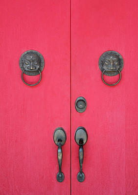 Photograph - Temple Doors by Carlos Diaz