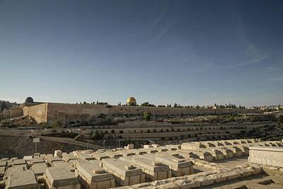 Photograph - Temple Mount, Jerusalem by Jiri Vatka