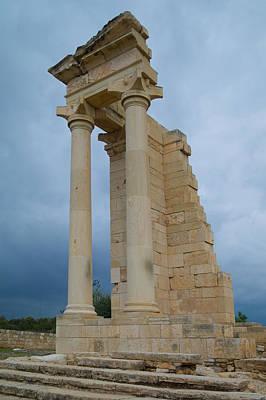 Temple Of Apollo Art Print by Harold Piskiel