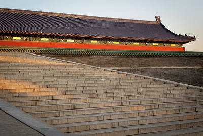 Photograph - Temple Of Heaven II by Erika Gentry