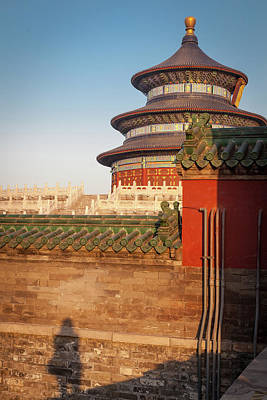 Photograph - Temple Of Heaven IIi by Erika Gentry