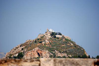 Photograph - Temple Of Zeus by Robert Moss