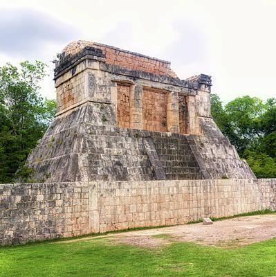 Photograph - Templo Del Norte  by Wes Jimerson