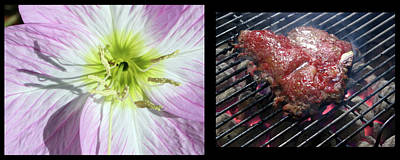 Barbecue Photograph - Temptation 1 by James W Johnson