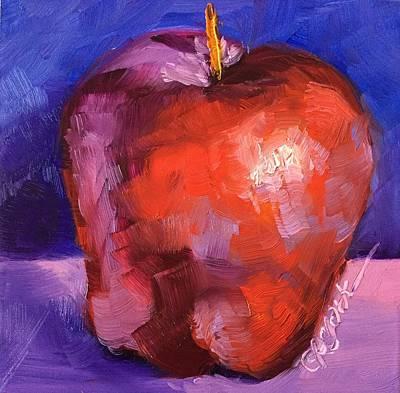 Painting - Temptation by Donna Pierce-Clark