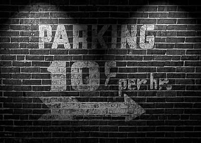 Photograph - Ten Cents Per Hour by Bob Orsillo
