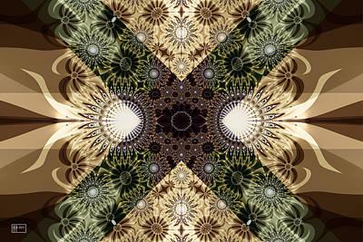 Digital Art - Ten by Jim Pavelle