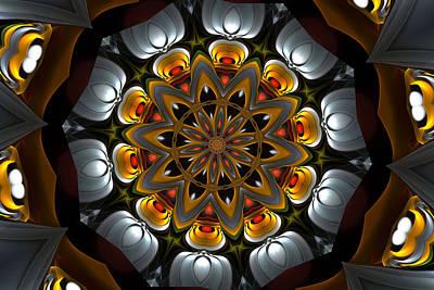 Digital Art - Ten Minute Art 3 by David Lane