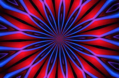 Digital Art - Ten Minute Art 4 by David Lane