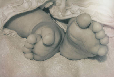 Ten Tip Toes Art Print by JAMART Photography