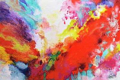 Painting - Tenacity by Sally Trace