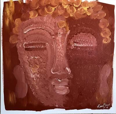 Painting - Tending The Soil by Liana Shanti