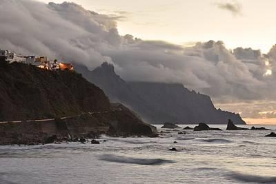 Photograph - Tenerife Anaga Mountains by Marek Stepan
