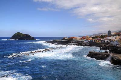 Tenerife Photograph - Tenerife - Garachico  by Joana Kruse