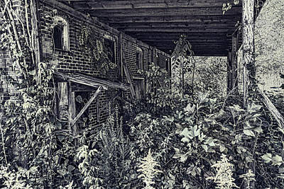 Photograph - Tennessee Back Porch by Sharon Popek