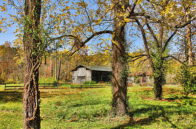 Photograph - Tennessee Country by HH Photography of Florida