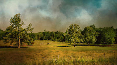 Photograph - Tennessee Countryside by Jai Johnson
