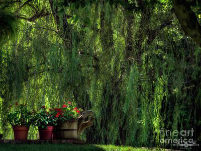 Tennessee Garden Art Print