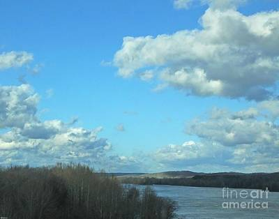 Photograph - Tennessee River I 40 View by Lizi Beard-Ward