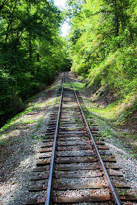 Photograph - Tennessee Valley Railway by Shannon Harrington
