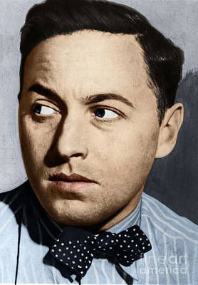Photograph - Tennessee Williams by Granger