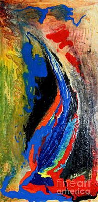 Painting - Tension by Farzali Babekhan