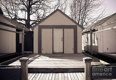 Photograph - Tent City Cottage - Ocean Grove by Colleen Kammerer