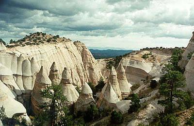 Mixed Media - Tent Rock National Park by Brenda Berdnik