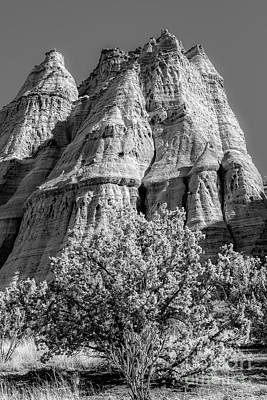 Photograph - Tent Rocks by Charles Dobbs