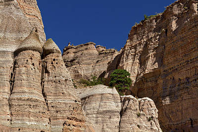 Photograph - Tent Rocks - New Mexico #3 by Stuart Litoff