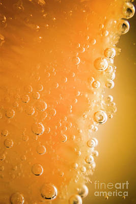 Soda Photograph - Tequila Sunrise Background by Jorgo Photography - Wall Art Gallery