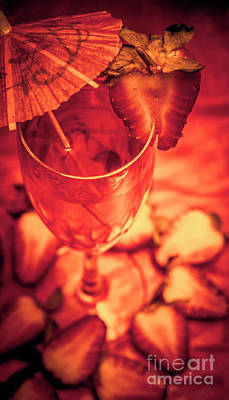 Food And Beverage Royalty-Free and Rights-Managed Images - Tequila Sunrise cocktail by Jorgo Photography - Wall Art Gallery