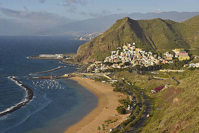 Photograph - Tenerife Coastline by Marek Stepan