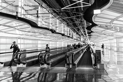Photograph - Terminal Motion by Steven Green