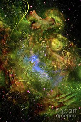 Digital Art - Terra Mater  by Olga Hamilton